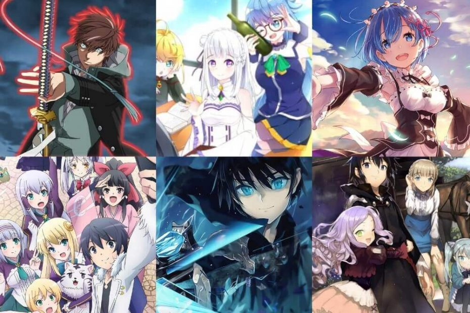 Top 25 Best Isekai Anime 2021